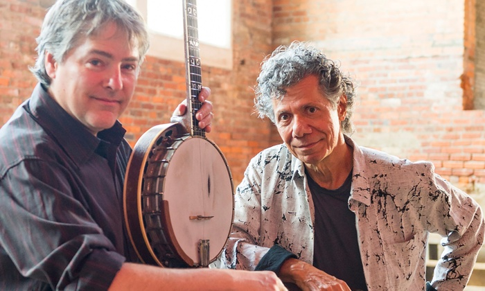 Hanover Theatre for the Performing Arts - Hanover Theatre for the Performing Arts: Chick Corea and Bela Fleck at Hanover Theatre for the Performing Arts