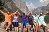 Full Day Private Yosemite Scenic Sightseeing Van Tour - with Hotel ...
