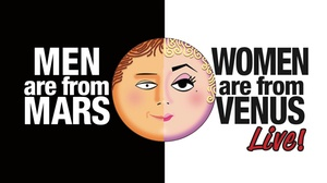 """""""men Are From Mars, Women Are From Venus"""""""