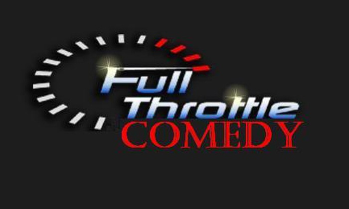 Brea Improv - Brea-Olinda: Full Throttle Comedy at Brea Improv