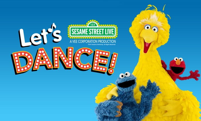 Providence Performing Arts Center - Providence Performing Arts Center: Sesame Street Live Let's Dance! at Providence Performing Arts Center