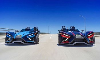 3 Hour Polaris Slingshot Rental in Washington DC