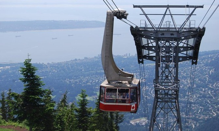 About Grouse Mountain