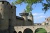 Visite privée guidée de la ville médiévale de Carcassonne de 2heures
