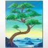 "Paint & Sip - ""Bonsai Bay"""