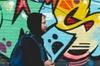 Insta Photo Tour: Graffiti in Bold Colours