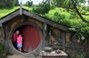 Waitomo Caves & Hobbiton Day Trip from Auckland (private vehicle an...