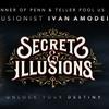 "Ivan Amodei: ""Secrets and Illusions"""