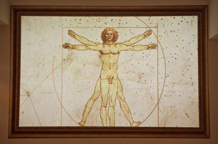 Città del Vaticano - mostra di Leonardo da Vinci