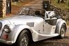Royal Deeside Morgan Classic Car Hire (Self-Drive, 30-70 age band)