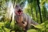 Dinosaurier Park Altmühltal Eintrittskarte
