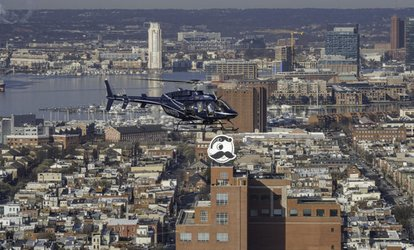 image for Baltimore <strong>Helicopter</strong> Sightseeing Tour
