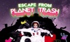 33% Off tickets to see Sink The Pink presents ESCAPE FROM PLANET TRASH