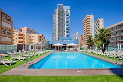 ✈ ESPAGNE   Benidorm - Hotel Benidorm Centre - Adults Only 4* - Adultes uniquement