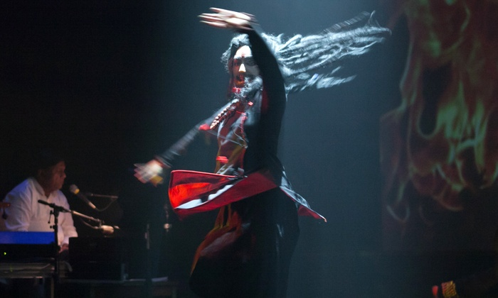 Cal Performances' Zellerbach Hall - University of California-Berkeley: Chitresh Das Dance Company: Shiva at Cal Performances' Zellerbach Hall