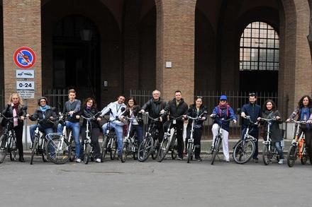 Deal Esperienze Groupon.it Tour per piccoli gruppi in bicicletta elettrica - La Grande Bellezza