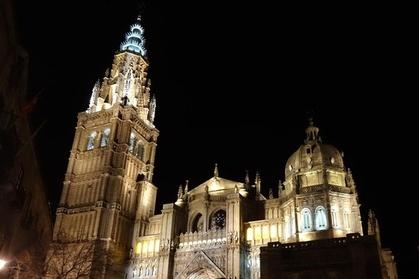 Catedral de Toledo con visita guiada