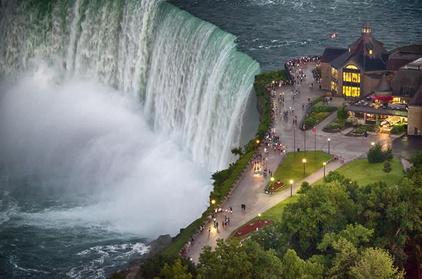 Niagara Falls Canada Tour from Niagara USA photo