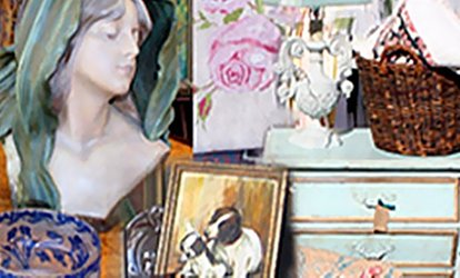 The Santa Monica Outdoor Antique & Collectible Market