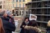 Tour a piedi per piccoli gruppi del quartiere ebraico di Roma