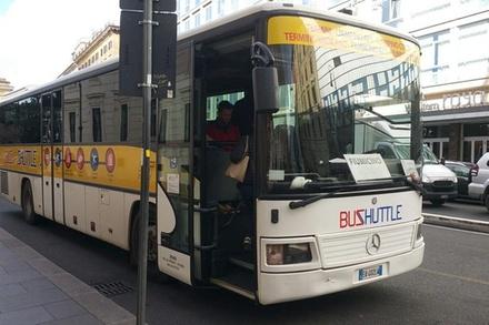 Aeroporto di Fiumicino da e per Roma Centro Città: Bus Navetta