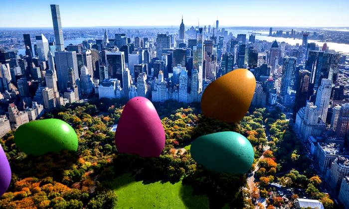 SideBAR - New York - SideBAR: 5th Annual Easter Egg Scavenger Hunt at SideBAR - New York