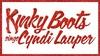 """""""Kinky Boots Sings Cyndi Lauper"""" - Theater District: """"Kinky Boots Sings Cyndi Lauper"""""""