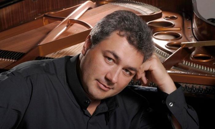 Visual and Performing Arts Center, De Anza College - Cupertino: Pianist Vadim Rudenko at Visual and Performing Arts Center, De Anza College