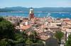 Ferry pour Saint-Tropez , départ de Nice