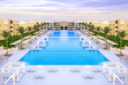 ✈ EGYPT | Hurghada Jaz Aquaviva Makadi 5* Aquatic area