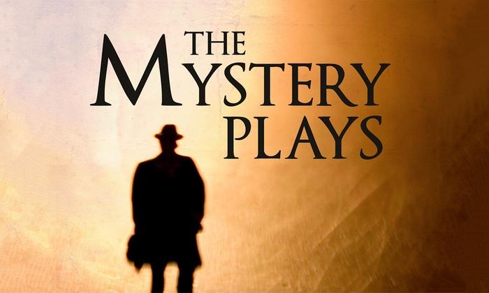 Falcon Theatre - Newport: The Mystery Plays at Falcon Theatre
