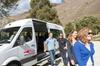 Queenstown Wine Hopper Bus