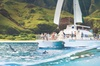 Napali Snorkel Catamaran Cruise