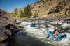 White-Water Inflatable Kayak Trip: Salida Town Run Half-Day