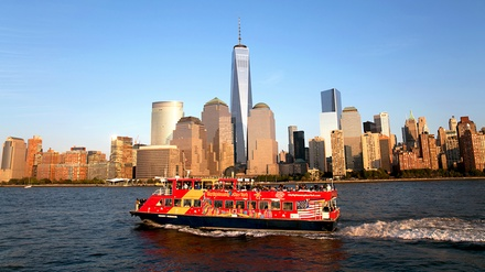 Hop-on, Hop-off Sightseeing Ferry - Any Available Date Through March 31, 2018