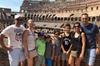Tour saltafila per piccoli gruppi per il Colosseo e il Foro Romano ...