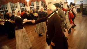 "Boston Tea Party Ships & Museum: ""Huzzah! Tavern Nights"""