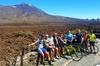 Recorrido en bicicleta al este del Teide en Tenerife