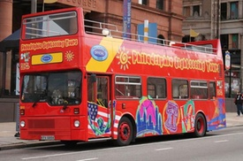 City Sightseeing Philadelphia Hop-On Hop-Off Tour at City Sightseeing - USA, plus 6.0% Cash Back from Ebates.