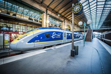 Eurostar Departure. Central London to Eurostar St Pancras up to 3 travelers (London)
