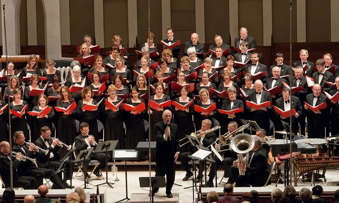 National Presbyterian Church - Washington: City Choir of Washington: Bach, Britten & Haydn at National Presbyterian Church