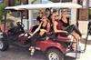 Downtown Nashville Shopping Tour by Golf Cart