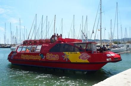 Barco turístico de Palma