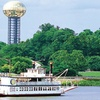 $50 for a Deluxe Riverboat Dinner Cruise for 2 People (Reg $100)