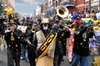 Mardi Gras Tours - New Orleans: New Orleans 2-Hour Afro Creole Music Freedom Walking Tour