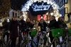 Balade de Noël à bicyclette