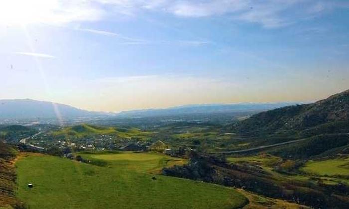 Online Booking - Round of Golf at Hidden Valley Golf Club
