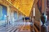 Tour privato del Vaticano: museo egizio, etrusco e camera d'oro: tr...