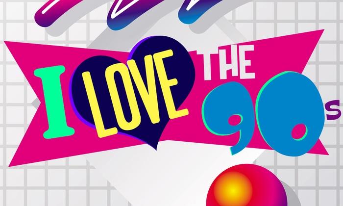 Microsoft Theater  - Microsoft Theater: I Love The 90's Featuring Vanilla Ice, Tone Loc, Young MC & More at Microsoft Theater
