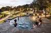 Peninsula Hot Springs with Evening Spa Experience on a Twilight Exp...
